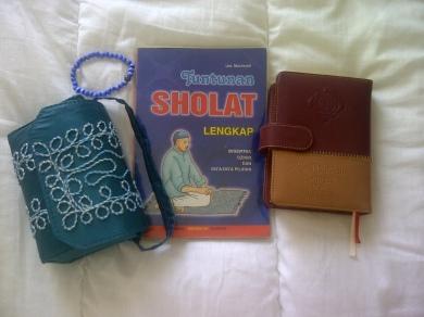 perlengkapan muslimah